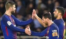 Sao Barcelona to tiếng vì mất Cúp vào tay Valencia