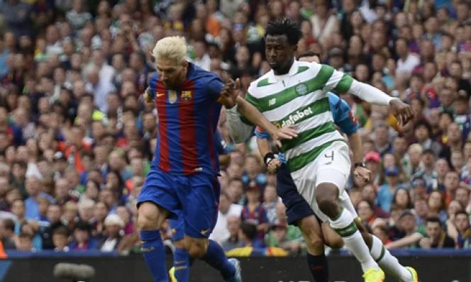 Messi, Suarez tịt ngòi, Barca vẫn dễ dàng vượt ải Celtic