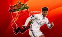 Mơ Asensio, Liverpool phải trả...10 Mohamed Salah