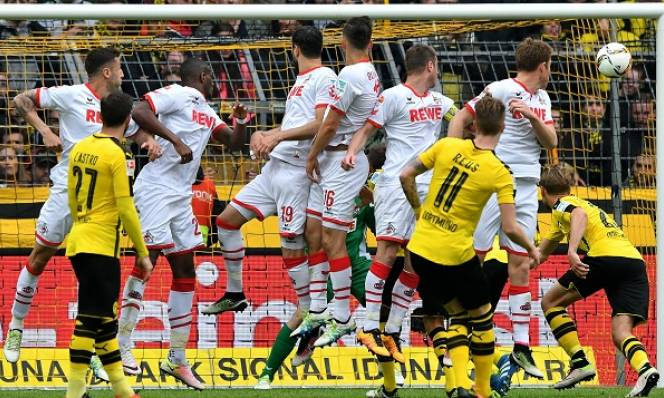 Trước vòng 14 Bundesliga: Tâm điểm vùng Ruhr