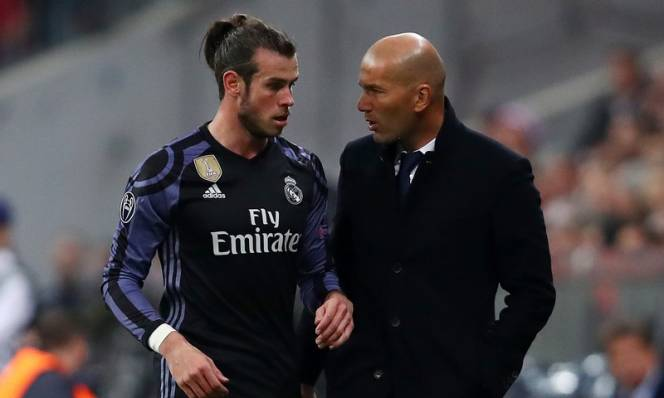 MU chú ý: HLV Zidane hé lộ tương lai Gareth Bale