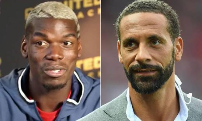 Tâm thư của Ferdinand: 'Pogba sẽ sánh ngang Ronaldo'