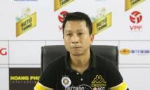 HLV Hà Nội nói gì khi loại HAGL khỏi cúp Quốc gia?