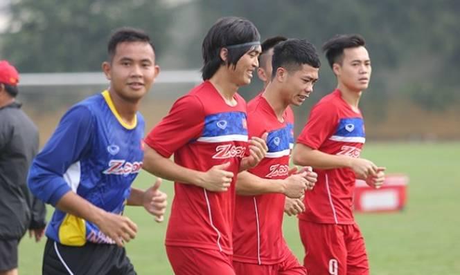 Tin bóng đá Việt Nam tối 17/12: Thầy Park tiếp tục thanh lọc lực lượng U23