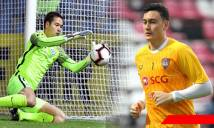 Trước tin đồn phải cạnh tranh với Filip Nguyễn ở ĐT Việt Nam, Văn Lâm tuyên bố chỉ tập trung cho Muangthong