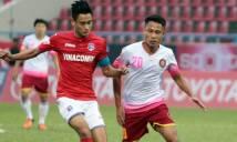 Minh Tuấn lập cú đúp, Than QN đè bẹp Sài Gòn FC trên sân nhà