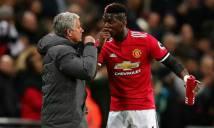 Anh trai Pogba chưa nguôi ấm ức vì cậu em bị Mourinho 'đì'