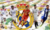 Chỉ với 5 cái tên, Real Madrid phá vỡ kỉ lục chuyển nhượng 10 năm về trước
