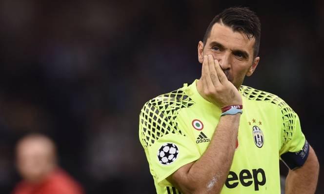 Viết cho Gianluigi Buffon: Cái kết không có hậu