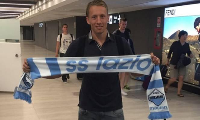 Lucas Leiva rời Liverpool sang Lazio