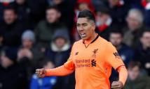 Firmino tuyên bố Liverpool sẽ