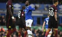 5 điều rút ra sau trận thua muối mặt của Man City trên sân Goodison Park