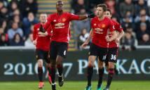 Nhận định Swansea vs Man Utd, 18h30 ngày 19/08: Đánh sập Liberty