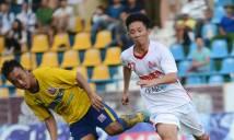 HAGL nhọc nhằn thắng trận ở giải U21 quốc gia