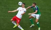 Ba Lan trông cậy cả vào Lewandowski