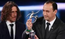 Đối thủ của Chapecoense được FIFA vinh danh