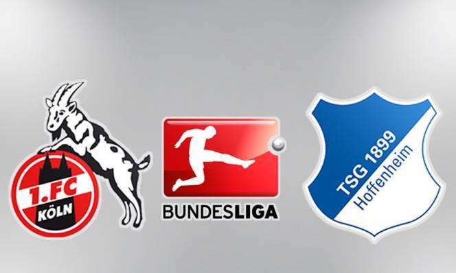 Koln vs Hoffenheim, 01h30 ngày 22/04: Giữ vững vị trí