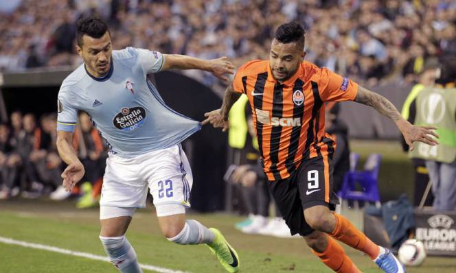 Shakhtar Donetsk vs Celta de Vigo, 03h05 ngày 24/02: Số phận an bài