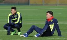 Arsenal vẫn 'thành công' dù gây thất vọng trên sân cỏ
