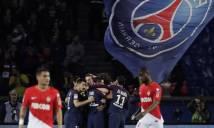 KẾT QUẢ PSG - Monaco: Tấn công thần tốc, kịch bản không tưởng