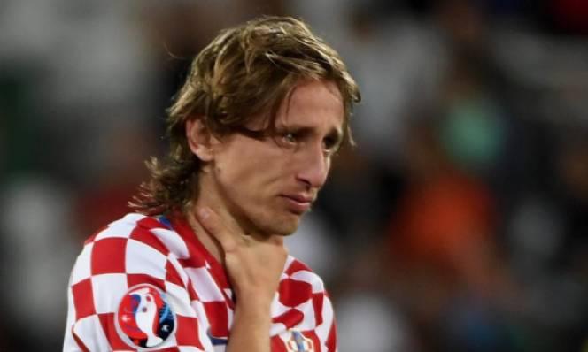 Tâm thư đầy nước mắt của Luka Modric tới NHM