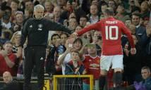 Mourinho mở cửa để Rooney ra đi