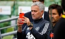 Bị CĐV chửi bới thậm tệ, Mourinho xóa tài khoản mạng xã hội