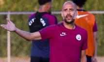Guardiola chán ngán vì phải quay lại Trung Quốc