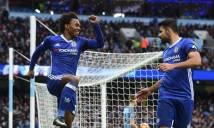 Costa rực sáng, Chelsea lội ngược dòng ngoạn mục trước Man City