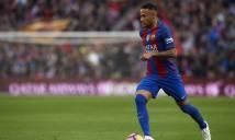 Barca ra thông báo về chấn thương của Neymar