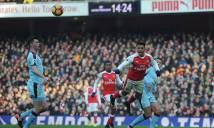 Arsenal - Burnley: Cao trào phút bù giờ