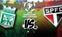 Atletico Nacional vs Sao Paulo, 7h45 ngày 14/07: Kết cục định sẵn