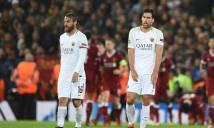 Thua dễ dàng trên sân khách, đội trưởng Roma thừa nhận điểm yếu
