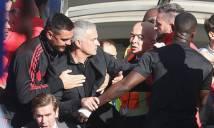 Mourinho thoát nạn, trợ lý của Sarri dính án phạt