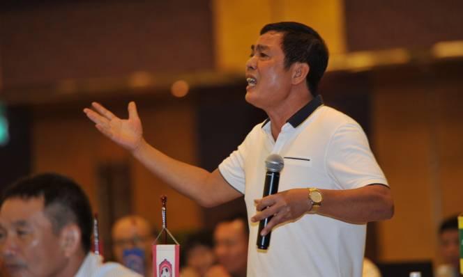 Chủ tịch CLB Hải Phòng: 'Ban kỷ luật còn không biết luật'