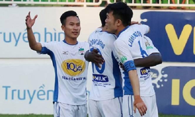 Kết quả HAGL 4-0 Than Quảng Ninh: Công Phượng lập siêu phẩm