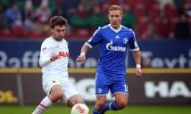 Augsburg vs Schalke 04, 20h30 ngày 15/10: 'Hoàng đế xanh'... tím mặt