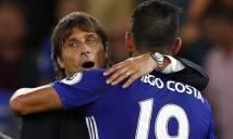 Vì Costa, HLV Conte yêu cầu NHM Chelsea 1 điều