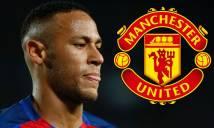 Diễn biến mới nhất vụ Neymar tới MU: Quỷ đỏ chơi tất tay