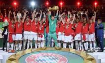 Hạ sát Leipzig, Hùm Xám vô địch Cúp Quốc Gia Đức