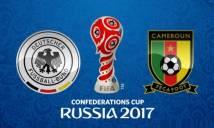 Đức vs Cameroon, 22h00 ngày 25/6: Khẳng định vị thế cửa trên