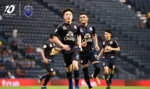 Sút phạt như Messi, Xuân Trường nhận giải thưởng bàn thắng đẹp nhất tháng 5 Thai League