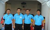 Cựu còi vàng Dương Mạnh Hùng chỉ trích thậm tệ tổ trọng tài trận HAGL-Thanh Hóa