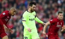 Messi chỉ trích đồng đội vì ám ảnh trận thua muối mặt trước Liverpool