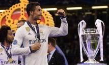 Real toàn thắng các trận chung kết quốc tế từ năm 2000