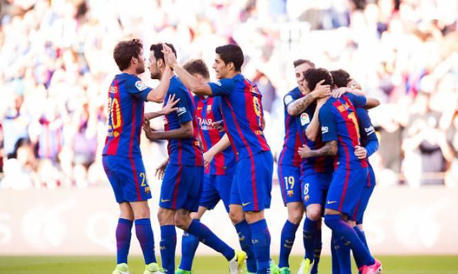 Các cầu thủ Barcelona vẫn sẽ thi đấu hết mình vì...tiền thưởng