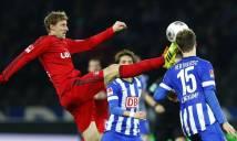 Nhận định Máy tính dự đoán bóng đá 10/02: Ygeteb nhận định Bayer Leverkusen vs Hertha Berlin