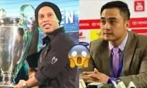 NÓNG: HLV Đức Thắng muốn chiêu mộ 'ảo thuật gia' Ronaldinho