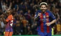 Messi sắp phá kỉ lục của Ronaldo ở Champions League