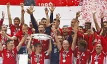 Bayern có thể đăng quang ngay trên sân của Wolfsburg